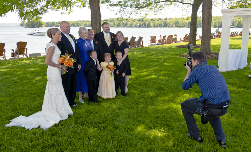 Candid Photography at Special Events